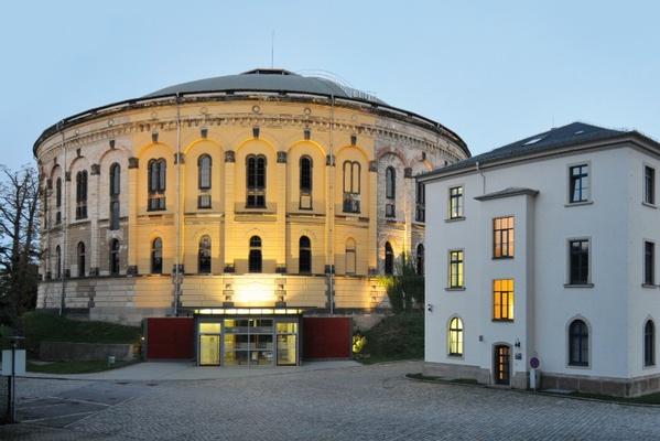 Panometer Dresden © asisi