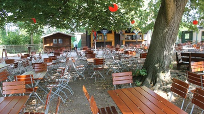 Biergarten Hofewiese / Foto: PR