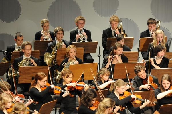 Junges Sinfonieorchester des Landesgymnasiums für Musik CARL MARIA VON WEBER Dresden
