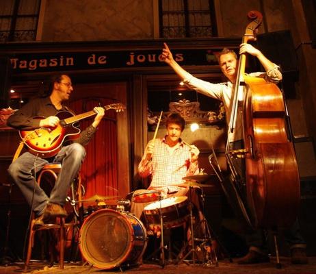 Schneider & Schwarznau Trio / Foto: Johannes Rhein