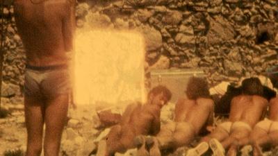 SEBASTIAN WRAP (1975) von Derek Jarman / Foto: LUMA Foundation
