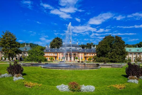 Schloss Pillnitz © Schlösserland Sachsen Sylvio Dittrich