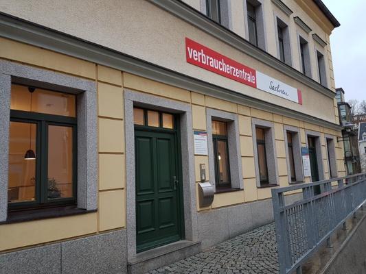 Beratungsstelle Auerbach © Verbraucherzentrale Sachsen e.V.
