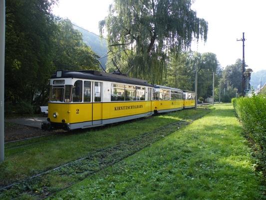 Kirnitzschtalbahn / Foto: Tourismusverband Sächsische Schweiz e.V.