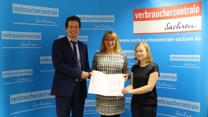 Andreas Eichhorst, Petra Köpping und Ricarda Husar / Foto: PR