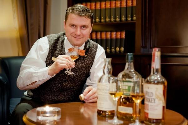 Whisky Tasting mit Sebatian WachsFoto: Sebastian Thiel