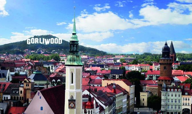 Görliwood Fotomontage © DIE PARTNER GmbH