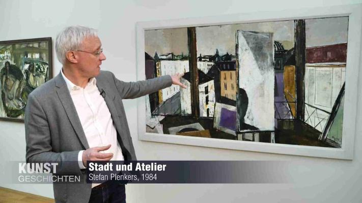 "Videoformat ""KunstGeschichten aus dem Landhaus"" Screenshot: © Museen der Stadt Dresden / Arlet"