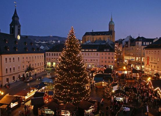 Weihnachtsmarkt Annaberg-BuchholzBodo Jacoby / pixelio.de
