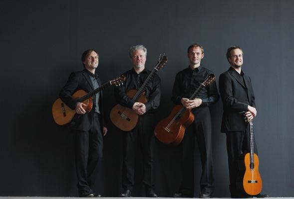 Leipziger Gitarrenquartett