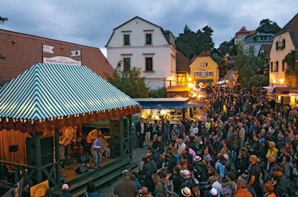 Bühne Wachwitz © Elbhangfest e. V.