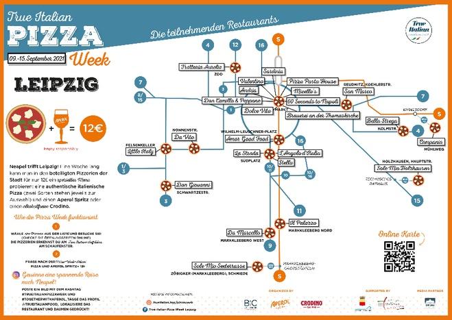 Pizza Week Leipzig 2021