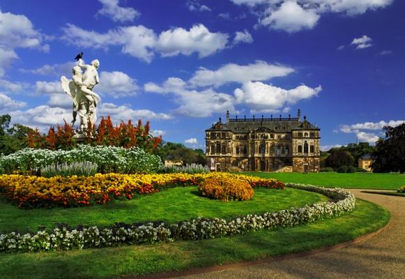 Palais Großer Garten / Foto: Michael Schultz