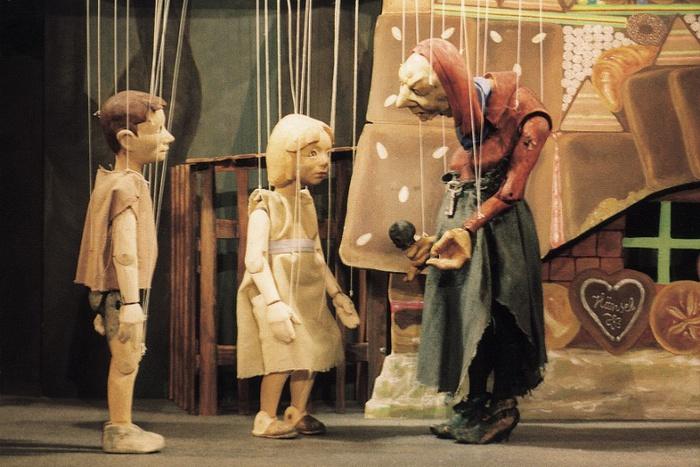 """© Jost Braun (Theater im Globus """"HÄNSEL UND GRETEL"""")"""