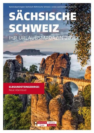 Sächsische Schweiz – Ihr Urlaubsmagazin