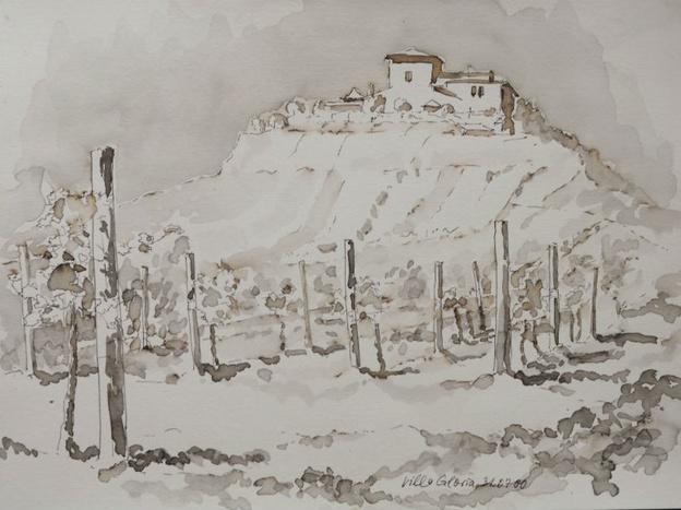 Eckart Haupt, Villa Gloria, 2000, im Besitz des Künstlers