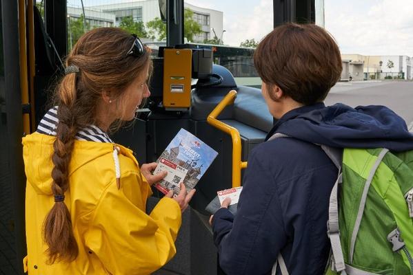 Unterwegs in der Sächsischen Schweiz mit der Gästekarte Mobil. Foto: Yvonne Brückner/TVSSW