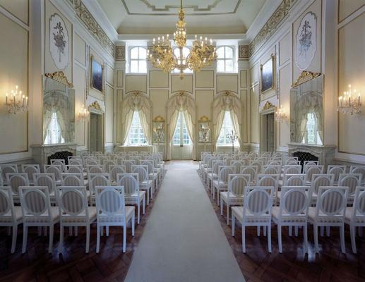 Spiegelsaal / Foto: Schlösserland Sachsen