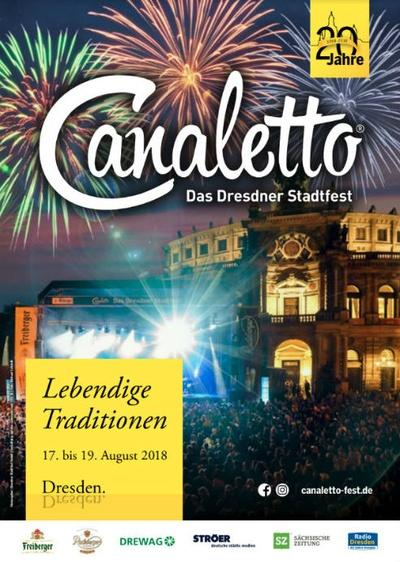 CANALETTO – Das Dresdner Stadtfest